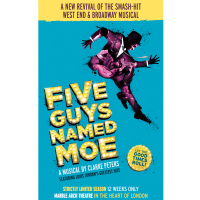 Fives Guys Named Moe 2018